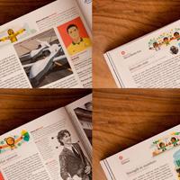 MONOCLE MAGAZINE 74. Top-boxes